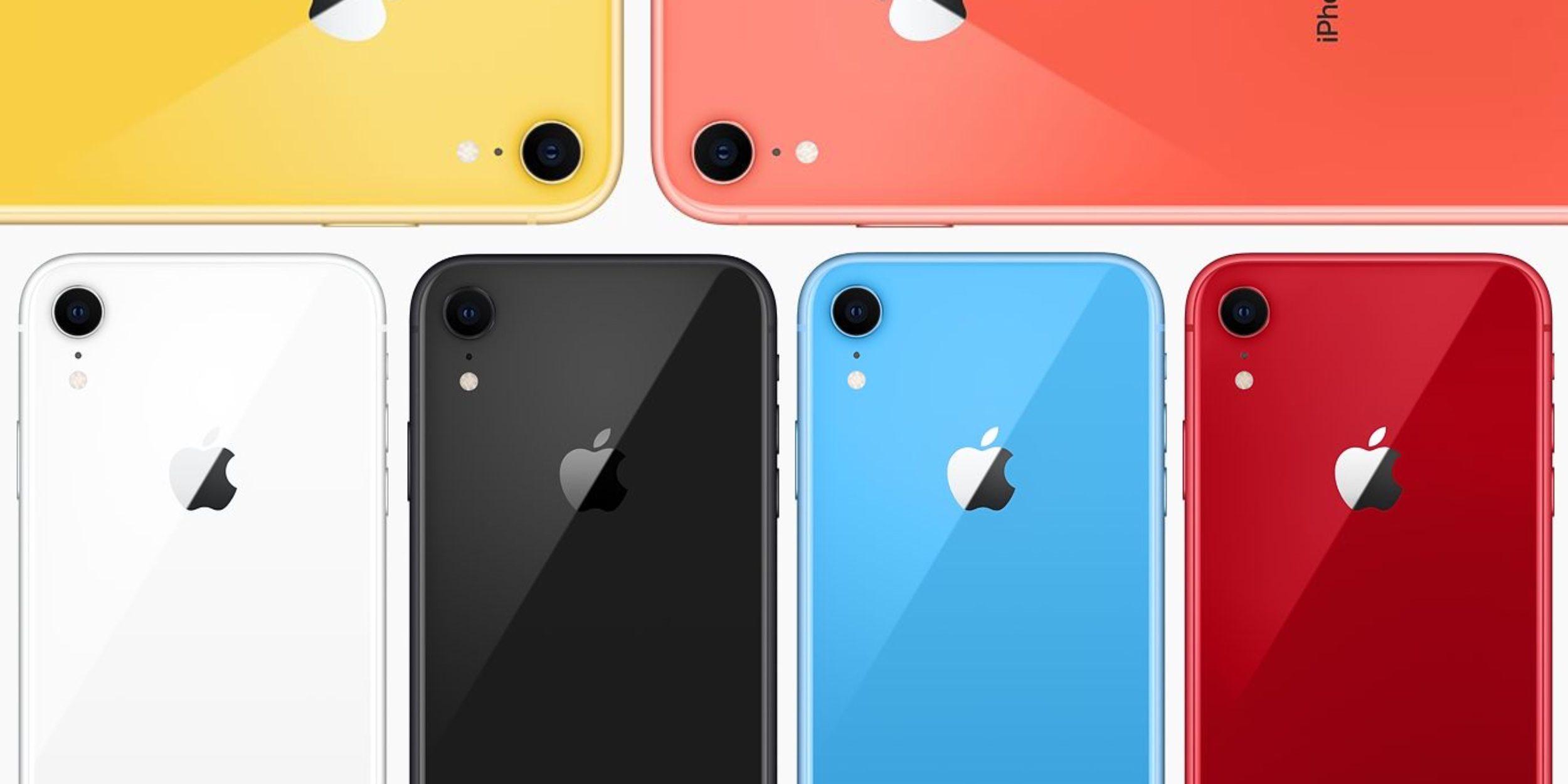 「iPhoneXR」の画像検索結果