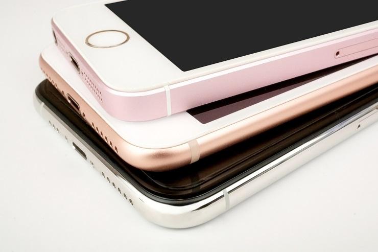 iPhoneデータ移行 その1