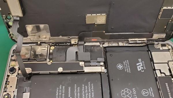 iPhoneの水没トラブル その4