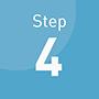 ご利用の流れステップ4
