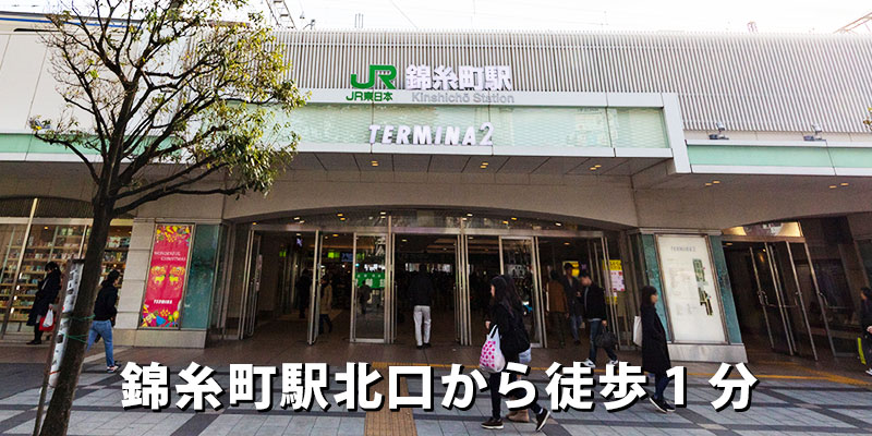 ダイワンテレコム錦糸町店