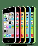 iphone5cページ